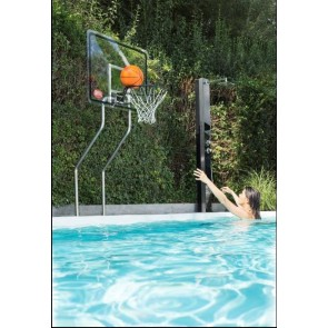 Poolattraktion Basketball
